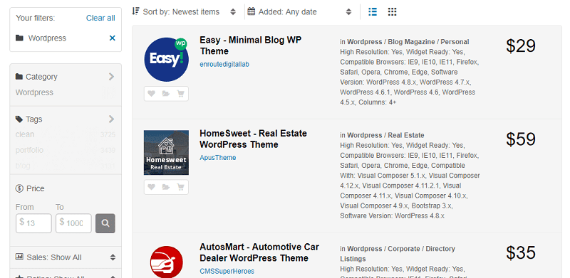Способ создания сайта на WordPress