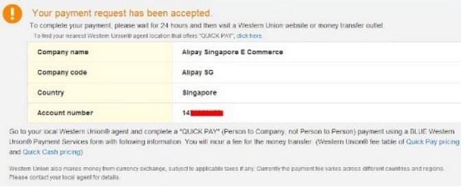 Способы оплаты на Aliexpress