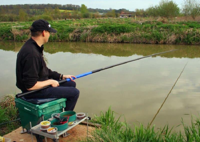 Способы рыбной ловли в летний период- часть 3