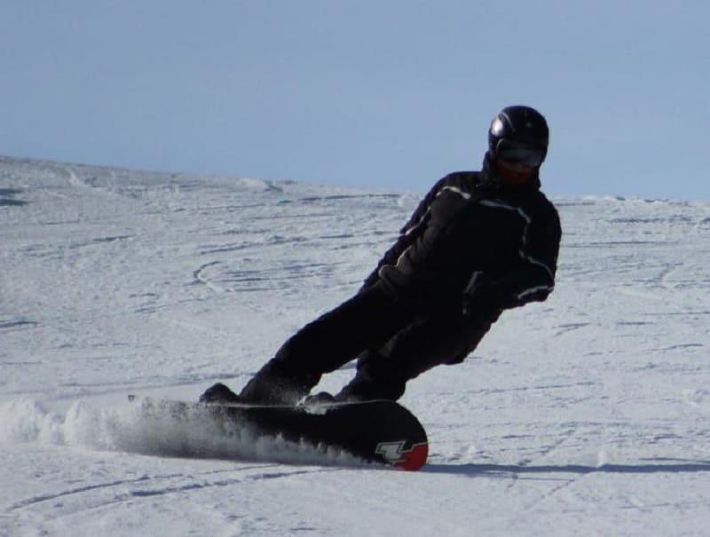 Способы быстро научиться кататься на сноуборде