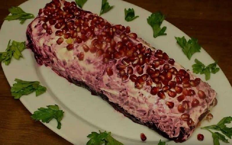 """Новые способы приготовления салата """"Селедка под шубой"""""""